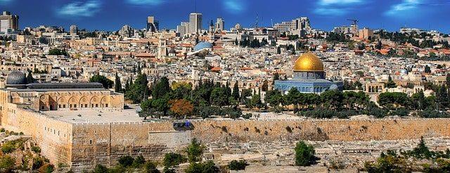 ユダヤ教聖地、エルサレム