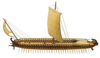 ペルシア戦争・サラミスの海戦