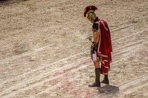 ローマの剣闘士