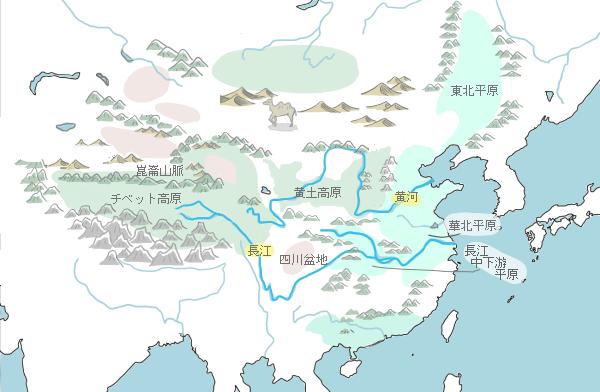黄河・長江