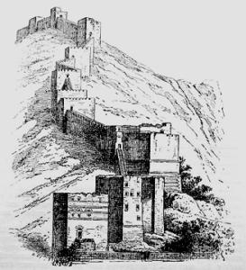 アンティオキア城壁